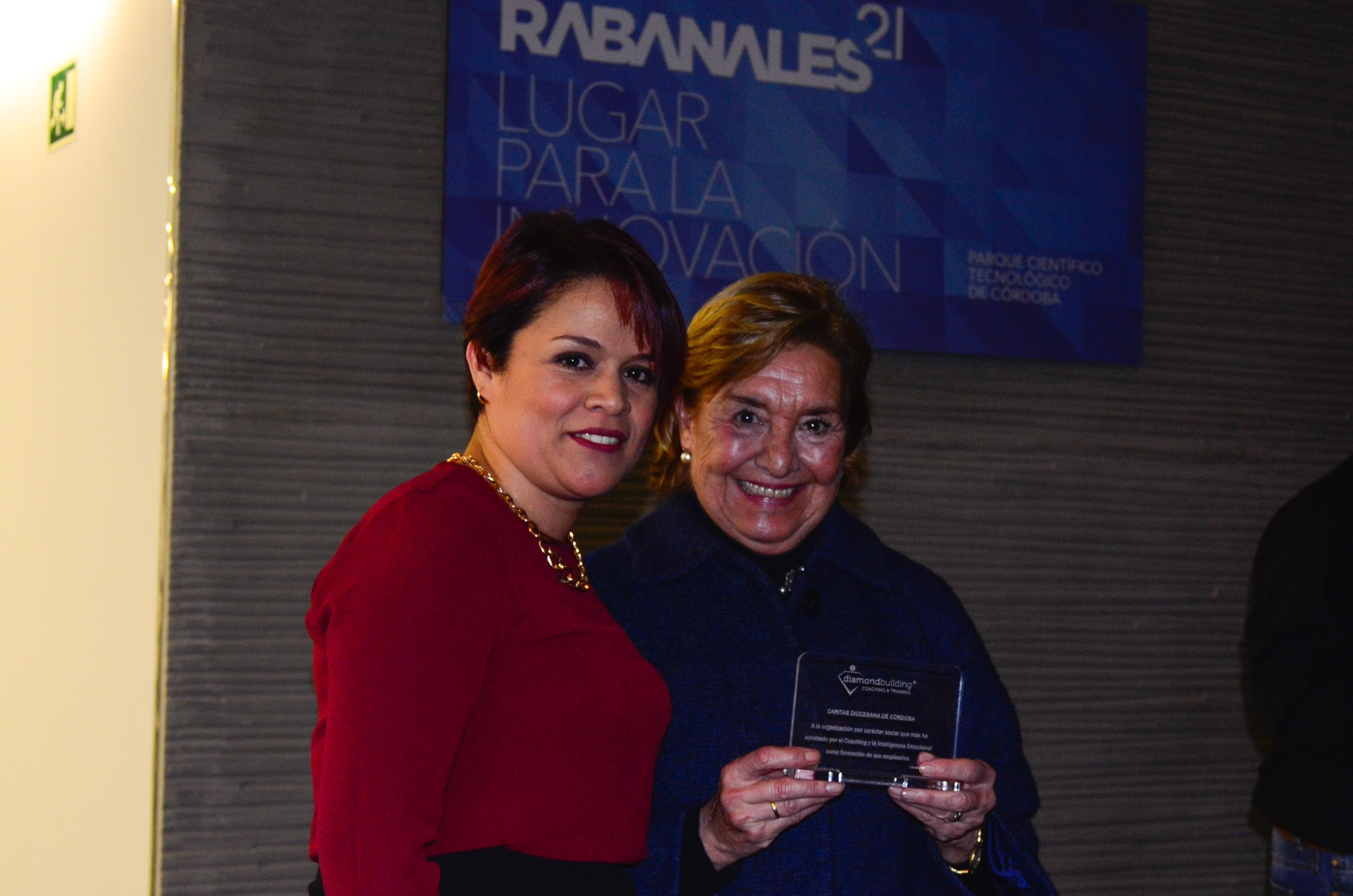premio caritas gala diamond