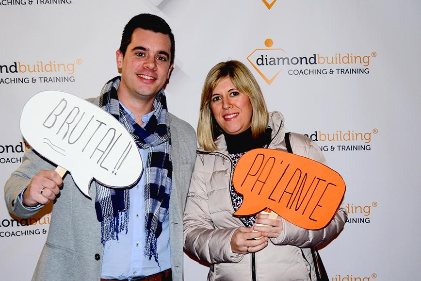 Gala Fin de Año en Diamond Building